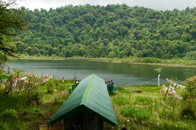 Khecheopalri Lake, Peeling, Sikkim