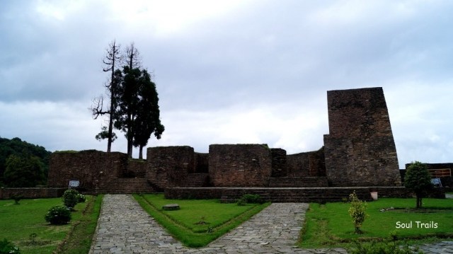 Rabdentse Palace Ruins - The ancient capital of Sikkim