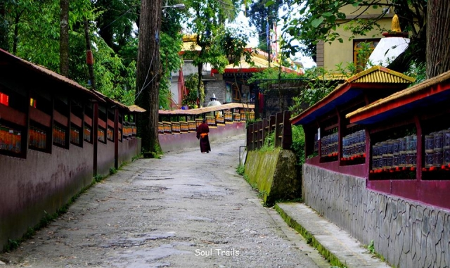 Enchey Monastery, Gangtok, Sikkim