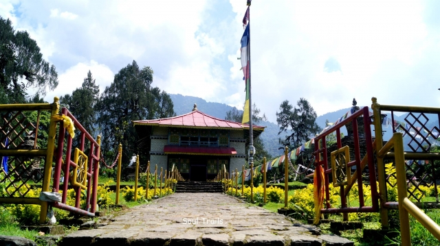 Dubdi Monastery, Yuksom, Sikkim