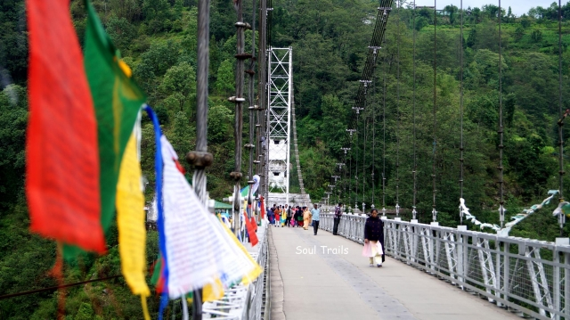 Singshore Bridge, Sikkim