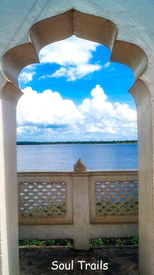 Neer Mahal, Agartala, Tripura, Rudrasagar Lake