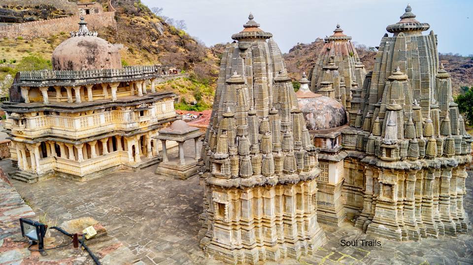 Temples of Kumbhalgarh Fort, Rajasthan