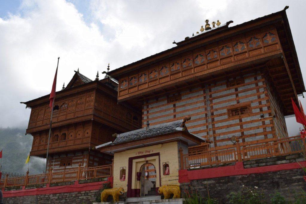 Sarahan, Bhimakali Temple 1