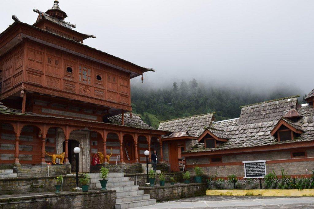 Sarahan, Bhimakali Temple