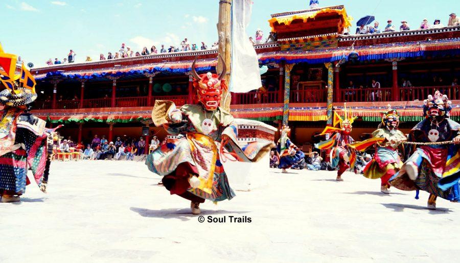 Magic, Mysticism and Masked Dances – Hemis Festival
