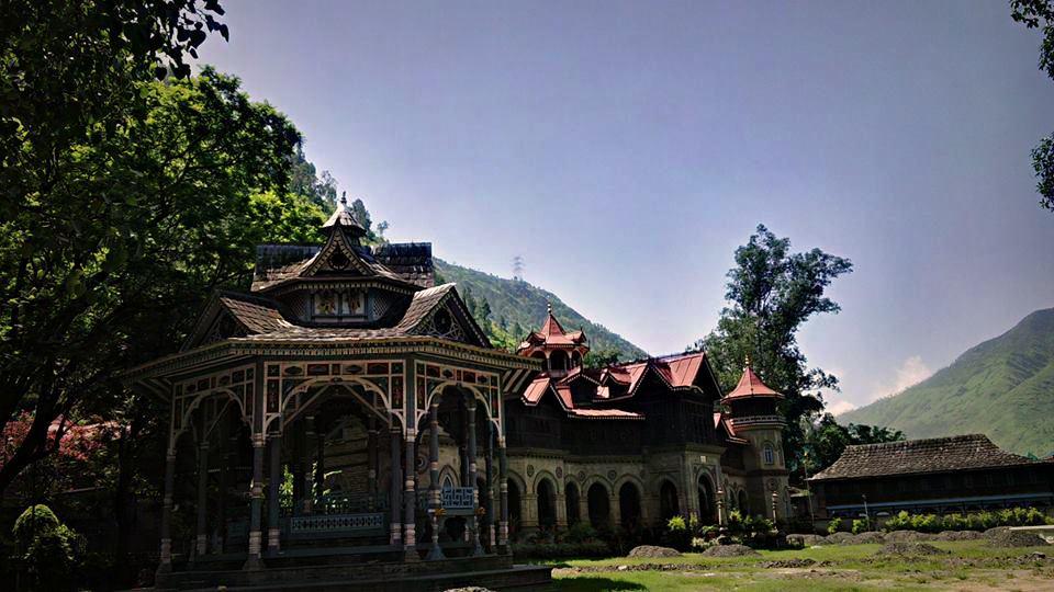 Rampur, Spiti Valley, Himachal Prades