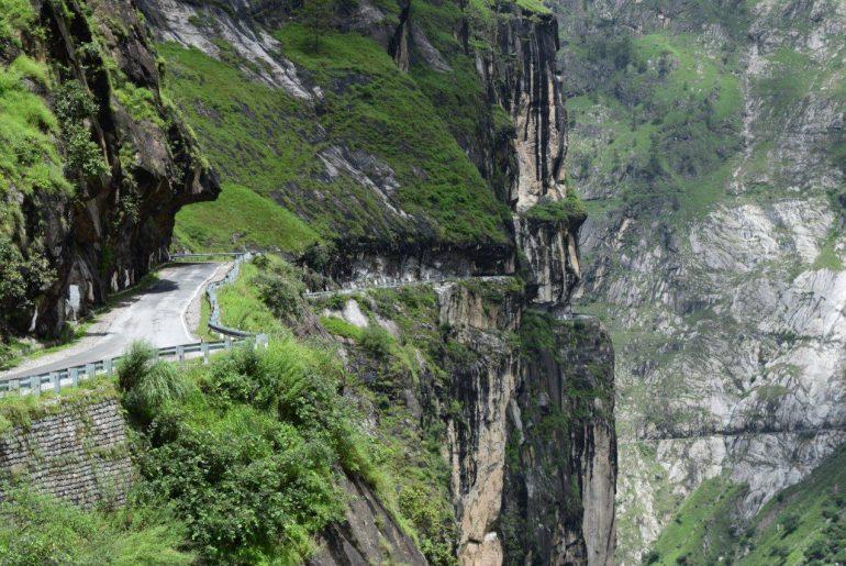 Roads, Spiti Valley, Himachal Prades
