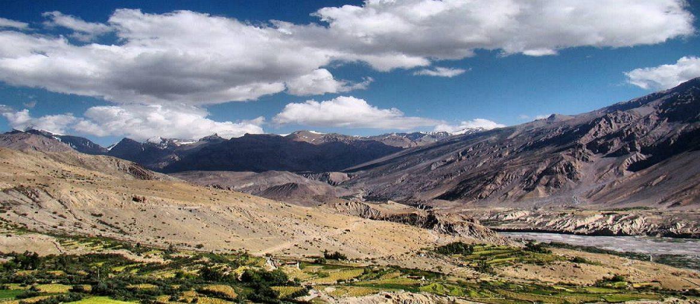 Dhankar Monastery, Kaza, Spiti Valley, Himachal Pradesh