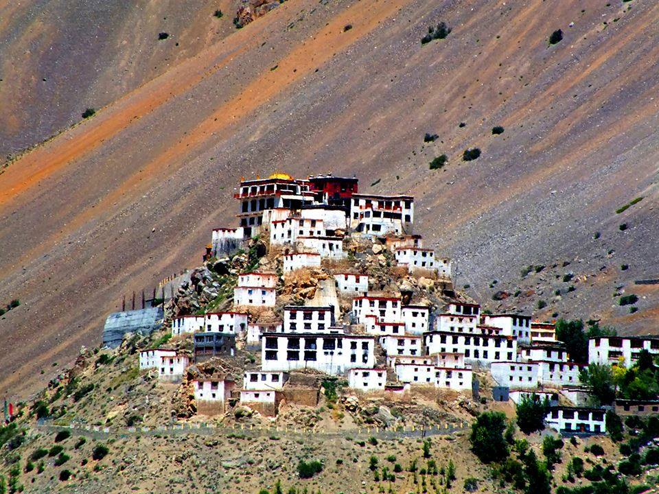 Spiti Valley, Kaza, Spiti Valley, Himachal Pradesh