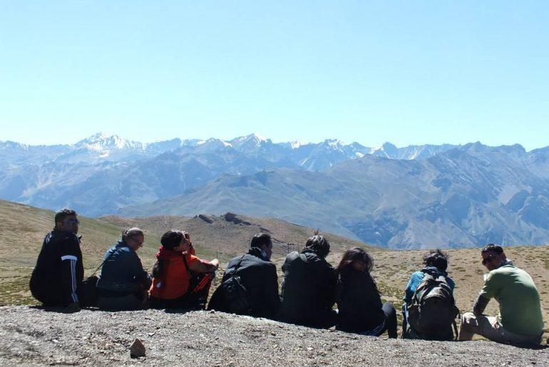 Key Monastery, Kaza, Spiti Valley, Himachal Pradesh