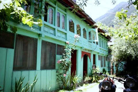 Jibhi, Banjar Valley, Himachal Pradesh