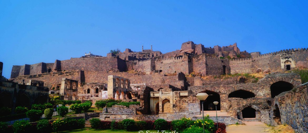 Golconda Fort, Hyderabad, Monuments,