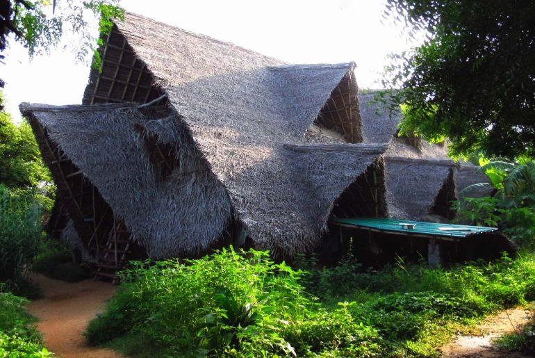 Sadhana Forest, Auroville, Pondicherry, Tamil Nadu