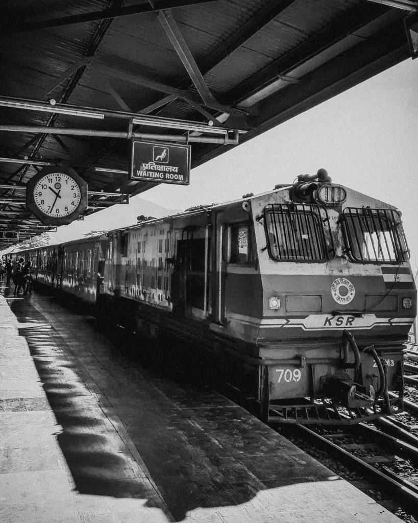 The Train Saga, Life Lessons, Longest Train Journey, Soul Trails